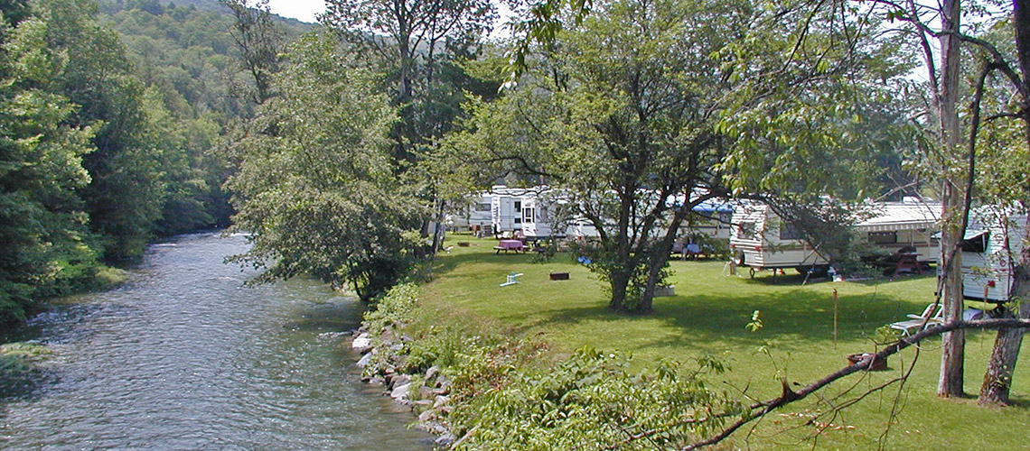 Riverside RV Sites