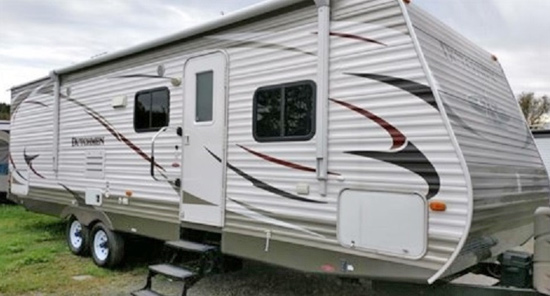 Rental Trailer 2, Dutchman Exterior